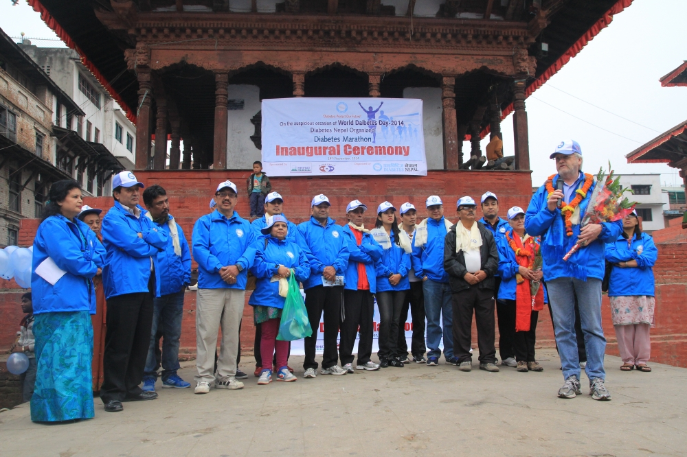 Diabetes Nepal Group